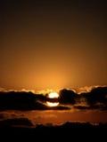 Jogo de Sun Imagem de Stock Royalty Free