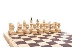 Jogo de xadrez Foto de Stock