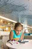 Jogo de xadrez fora Imagem de Stock Royalty Free