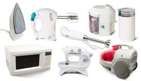 Jogo do aparelho electrodoméstico Imagem de Stock Royalty Free