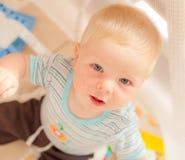 Jogo do bebé foto de stock royalty free