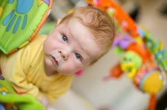 Jogo do bebê fotos de stock royalty free