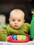 Jogo do bebê Imagem de Stock Royalty Free