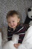 Jogo do bebê Fotografia de Stock Royalty Free