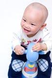 Jogo do bebê Foto de Stock
