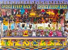 Jogo do carnaval Imagens de Stock