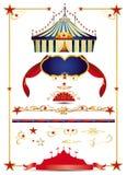 Jogo do circo Fotos de Stock