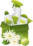 Jogo do detergente Imagens de Stock Royalty Free