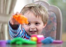 Jogo do infantário Foto de Stock Royalty Free