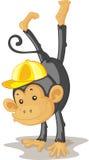 Jogo do macaco Imagem de Stock
