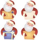 Jogo do Natal Fotografia de Stock Royalty Free