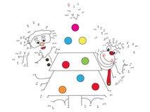 Jogo do Natal Fotografia de Stock