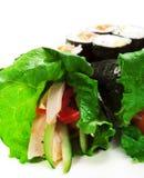 Jogo do sushi Imagens de Stock Royalty Free