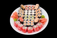 Jogo do sushi Fotos de Stock