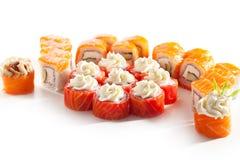 Jogo do sushi fotos de stock royalty free