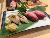 Jogo do sushi Foto de Stock