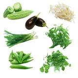 Jogo do vegetal fotos de stock