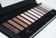 Jogo dos cosméticos da composição Fotos de Stock