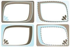 Jogo dos frames Imagem de Stock