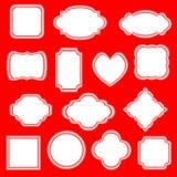 jogo dos frames Fotografia de Stock Royalty Free