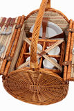 Jogo dos mercadorias para o piquenique Fotografia de Stock Royalty Free