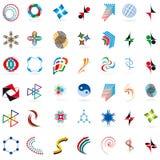 Jogo dos símbolos Foto de Stock