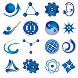 Jogo dos símbolos Imagens de Stock