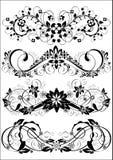 Jogo dos testes padrões ilustração royalty free
