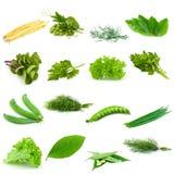 Jogo dos vegetais Fotos de Stock Royalty Free