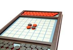 Jogo estratégico Imagem de Stock