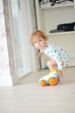 Jogo inocente da criança Fotografia de Stock Royalty Free