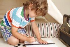 Jogo interno e aprendizagem educacional Fotografia de Stock