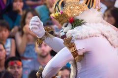 Jogo mascarado Imagem de Stock