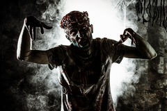 Jogo no zombi imagens de stock royalty free
