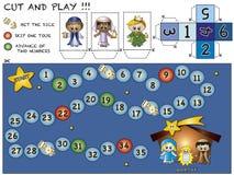 Jogo para crianças Foto de Stock Royalty Free