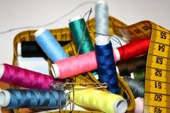 Jogo Sewing Fotos de Stock