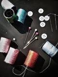 Jogo Sewing Foto de Stock