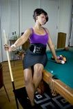 Jogo 'sexy' da associação Imagem de Stock Royalty Free