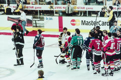 1996 jogos All-star Imagens de Stock Royalty Free