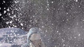 Jogos com neve macia filme
