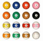 Jogos da esfera de associação Imagem de Stock