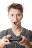 Jogos de computador Foto de Stock Royalty Free