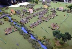 Jogos de guerra Imagens de Stock Royalty Free