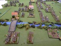 Jogos de guerra Fotografia de Stock Royalty Free