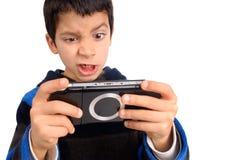 Jogos de vídeo Fotografia de Stock