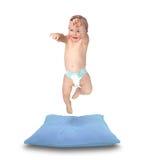 Jogos 16 do bebê Imagens de Stock Royalty Free