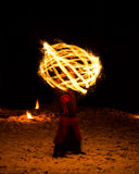 Jogos do fogo Foto de Stock Royalty Free
