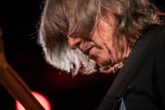 Jogos Jimi Hendrix de Nigel Kennedy e de Mike Stern fotos de stock