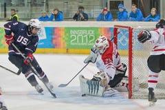 Jogos Olímpicos 2012 da juventude Imagem de Stock