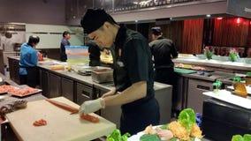 Jogoya Japanese Buffet Restaurant Stock Photo